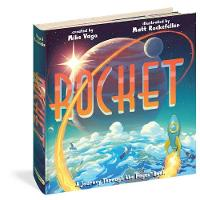 Rocket A Journey Through the Pages Book by Mike Vago