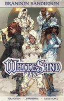 Brandon Sanderson's White Sand Volume 2 by Brandon Sanderson, Rik Hoskin, Julius M. Gopez