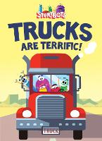 Trucks Are Terrific! (Storybots) by Jibjab Bros Studios