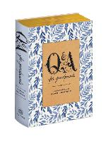 Q&a A Day For Grandparents A 3-Year Journal of Memories and Mementos by Potter