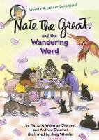 Nate The Great And The Wandering Word by Andrew Sharmat
