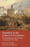 Disability in the Industrial Revolution Physical Impairment in British Coalmining, 1780-1880 by David M. Turner, Dr Daniel Blackie