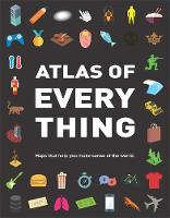 Atlas of Everything by Jon Richards, Ed Simkins