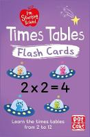 I'm Starting School: Times Tables Flash Cards Essential flash cards for times tables from 1 to 12 by Pat-a-Cake