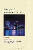Principles of International Taxation by Lynne Oats, Angharad Miller, Emer Mulligan