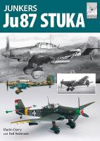 Flight Craft 12: The Junkers Ju87 by Martin Derry