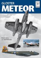 Flight Craft 13: The Gloster Meteor in British Service by Martin Derry, Neil Robinson