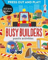 Busy Builders Puzzle Activities by Stephanie Hinton