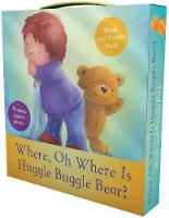Where, Oh Where Is Huggle Buggle Bear? Book and Puzzle Pack 36-Piece Jigsaw Puzzle by Katherine Sully