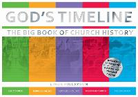 God's Timeline The Big Book of Church History by Linda Finlayson