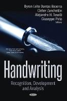 Handwriting Recognition, Development & Analysis by Byron Leite Dantas Bezerra, Cleber Zanchettin, Alejandro Hector Toselli