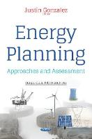 Energy Planning Approaches & Assessment by Justin Gonzalez