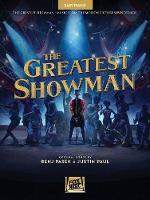 The Greatest Showman Easy Piano by Benj Pasek, Justin Paul