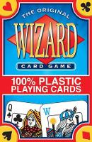 Wizard Card Game 100% Plastic Playing Cards by Ken Fisher