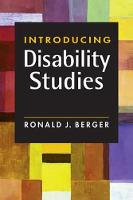 Introducing Disability Studies by Ronald J. Berger