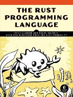 The Rust Programming Language by Steve Klabnik, Carol Nichols