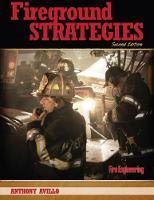Fireground Strategies by Anthony Avillo