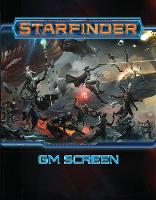 Starfinder Roleplaying Game: Starfinder GM Screen by Paizo Staff