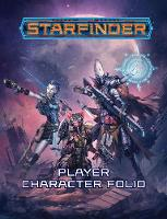 Starfinder Roleplaying Game: Starfinder Player Character Folio by Paizo Staff