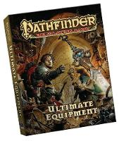 Pathfinder Roleplaying Game: Ultimate Equipment Pocket Edition by Paizo Staff