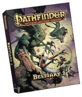 Pathfinder Roleplaying Game: Bestiary 2 Pocket Edition by Paizo Staff