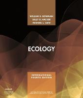 Ecology by William D. (University of Colorado at Boulder) Bowman, Sally D. (Oregon State University) Hacker, Michael L. (New Mexico  Cain