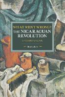 What Went Wrong? The Nicaraguan Revolution A Marxist Analysis by Dan La Botz