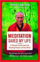 Meditation Saved My Life A Tibetan Lama and the Healing Power of the Mind by Phakyab Rinpoche, Sofia Stril-Rever