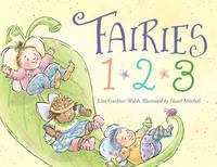 Fairies 1, 2, 3 by Liza Gardner Walsh