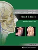 Lippincott Concise Illustrated Anatomy Head & Neck by Ben Pansky, Thomas R. Gest