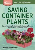 Saving Container Plants by Brian McGowan