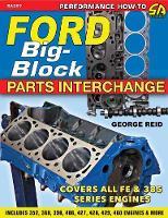 Ford Big-Block Parts Interchange by George Reid