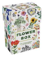 Flower Box 100 Postcards by 10 artists by Princeton Architectural Press