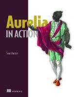 Aurelia in Action by Sean Hunter