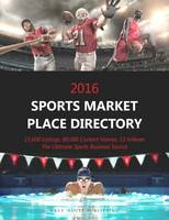 Sports Market Place Directory, 2016 by Laura Mars