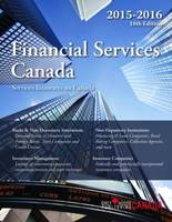 Financial Services Canada by Grey House Canada