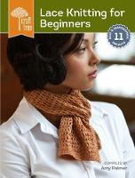 Craft Tree Lace Knitting For Beginners by Amy Palmer