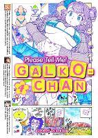 Please Tell Me! Galko-chan Vol. 4 by Kenya Suzuki