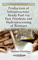 Production of Infrastructure-Ready Fuel via Fast Pyrolysis & Hydroprocessing of Biomass by Maxime Giordano