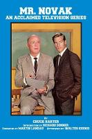 Mr. Novak An Acclaimed Television Series (Hardback) by Chuck Harter