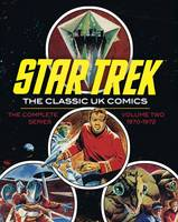 Star Trek The Classic Uk Comics Volume 2 by Carlos Pino, Vicente Alcazar, John Stokes, Harold Johns