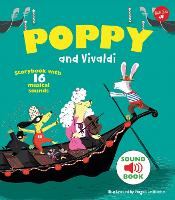 Poppy and Vivaldi With 16 musical sounds! by Magali Le Huche