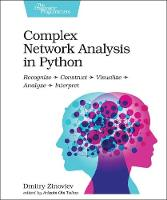 Complex Network Analysis in Python by Dmitry Zinoviev