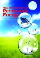 New Developments in Renewable Energy by Juan Carlos Serrano Ruiz