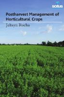 Postharvest Management of Horticultural Crops by Jeltsyn Rocha