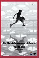 Global Governance of Genetic Resources by Viveka Janson
