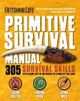 Ultimate Bushcraft Survival Manual by Tim Wacwelch, Outdoor Life