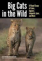 Big Cats In The Wild A Visual Essay of Lions, Jaguars, Leopards, Pumas, and More by Mary Ann McDonald