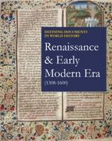 Renaissance & Early Modern Era (1308-1600) by Salem Press