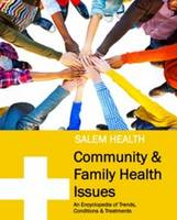Community & Family Health Issues by Salem Press